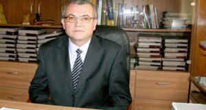 Gigel Crudu, directorul Direcţiei pentru Agricultură a Judeţului Vaslui