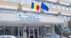 intrare spital - iarna_beldiman_Barlad