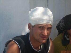 Manole Dinu, fratele tanarului ucis