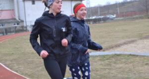 Delia Florea și Sorana Țuțu vor reprezenta Bârladul la Campionatul Național de Marș